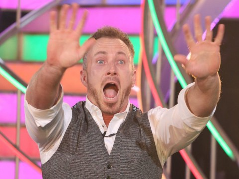 Furious James Jordan blames Strictly Come Dancing judges for Aston Merrygold's exit