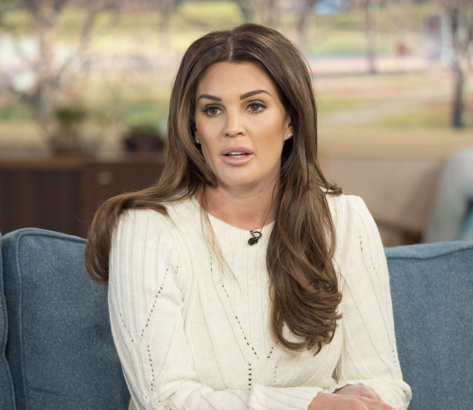 EDITORIAL USE ONLY. NO MERCHANDISING Mandatory Credit: Photo by Ken McKay/ITV/REX/Shutterstock (7896219ak) Danielle Lloyd 'This Morning' TV show, London, UK - 18 Jan 2017 DANIELLE LLOYD HITS BACK - NOW ITS TIME TO HEAR MY SIDE OF THE STORY! - Danielle joins us today to give her side of the story. In a TV exclusive, For two weeks she's watched in silence as her ex-husband trash talks about her in the Celebrity Big Brother house, but now Danielle Lloyd is finally ready to hit back at her critics and speak out about her relationship with former Spurs star Jamie O' Hara. In a bid to put an end to the gold-digging accusations, leaving her crippled with anxiety and suffering panic attacks., she reveals how Jamie's comments in the house have made her the target of online trolls