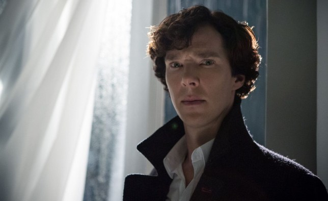 Benedict Cumberbatch will never be replaced on Sherlock (Picture: Hartswood Films/REX/Shutterstock)