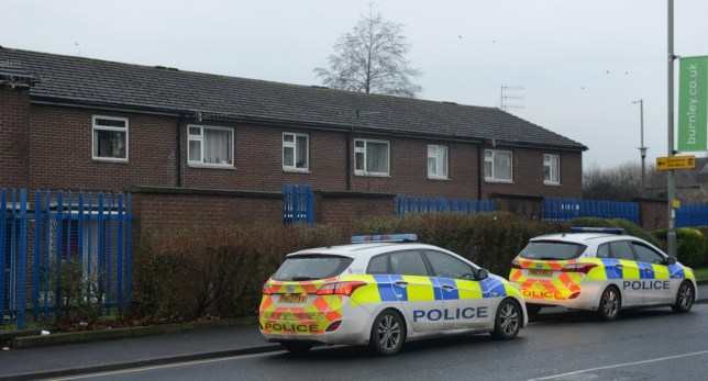 Wellington Court, in Burnley, Lancs., where a murder investigation is underway into the death of a newborn baby girl. A 30-year-old man and a 26-year-old woman have both been arrested. See Ross Parry story RPYBABY : Police have launched a murder investigation after the death of a newborn baby girl. Lancashire Police were called to an address in Burnley, Lancs., shortly before 3pm on Monday (Jan 16) after reports of a sudden death at the address. When they arrived, cops tragically found the body of a newborn baby who had passed away. A 30-year-old man and a 26-year-old woman, both from Burnley, were later arrested on suspicion of the concealment of the birth of a child contrary to Section 60 of the Offences Against the Person Act 1861. 19 January 2017.