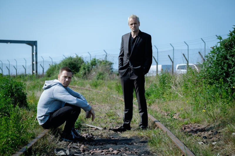 T2 Trainspotting star Ewen Bremner reveals there's loads of unused footage