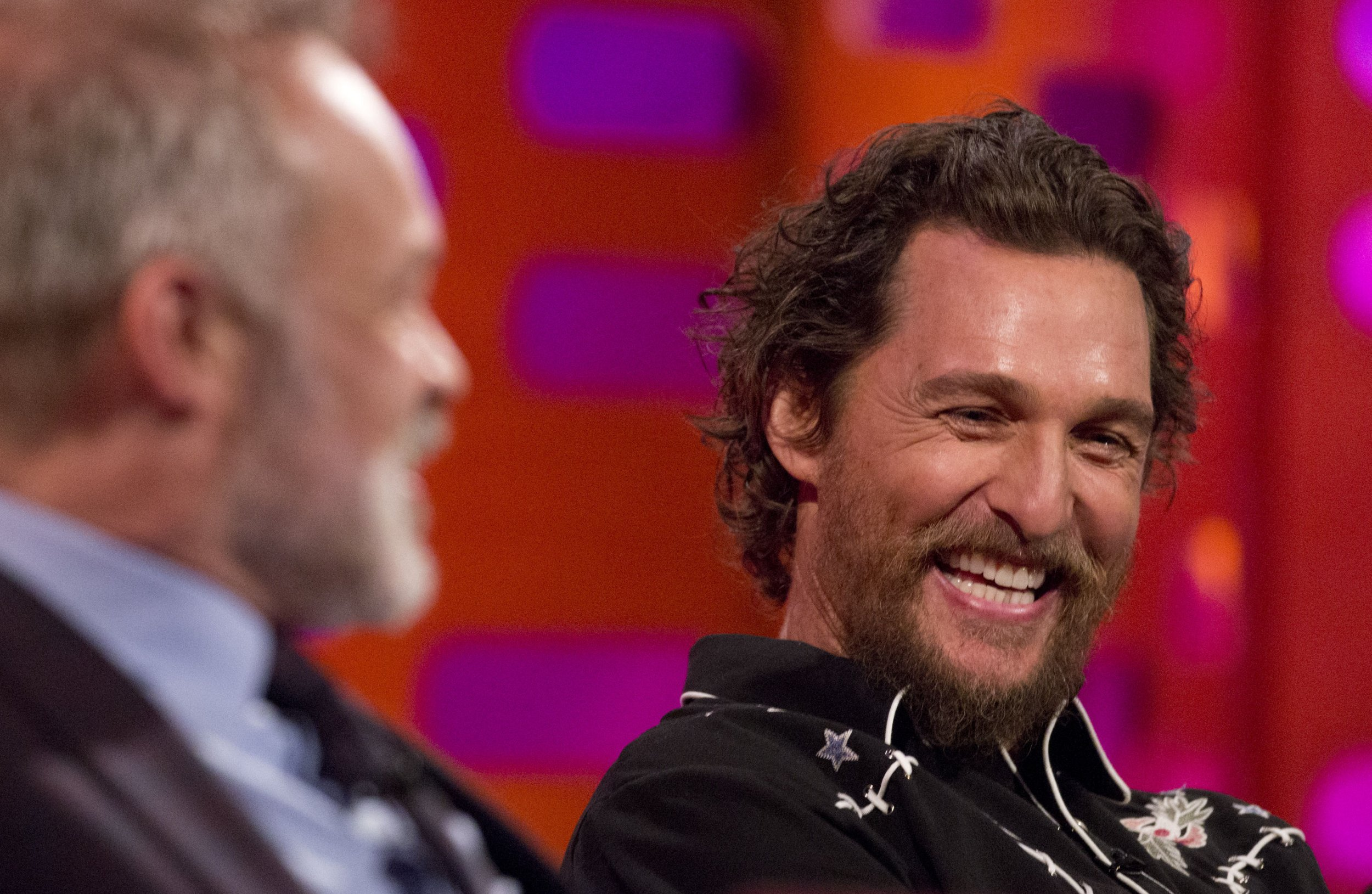 Matthew McConaughey reveals Snoop Dogg 'tricked him into getting high'