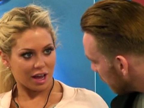 Celebrity Big Brother's lovebirds Jamie O'Hara and Bianca Gascoigne call off their romance