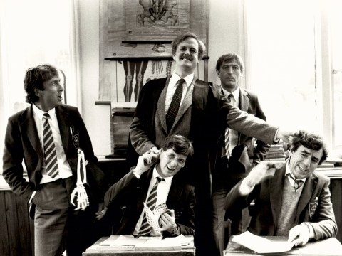 Unseen Monty Python sketches discovered in Michael Palin's archives