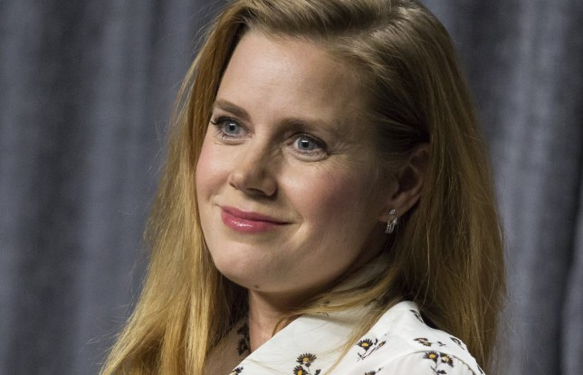 Amy Adams was keeping upbeat at a Screen Actors Guild event despite her Oscars snub (Picture: Getty Images)