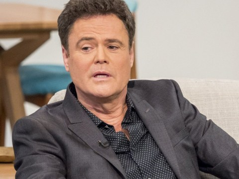 WATCH: Donny Osmond gave the Scottish accent a good go but totally failed