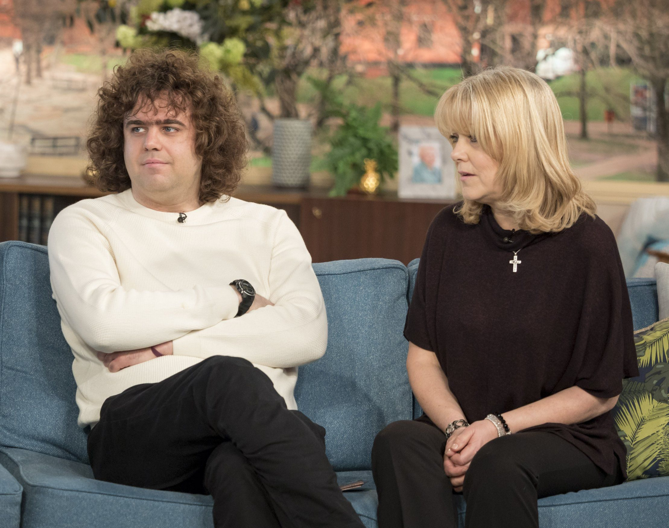 EDITORIAL USE ONLY. NO MERCHANDISING Mandatory Credit: Photo by Ken McKay/ITV/REX/Shutterstock (8150150h) Daniel Wakeford and Carol Wakeford 'This Morning' TV show, London, UK - 30 Jan 2017 Audiences went wild for singer songwriter Daniel Wakeford (29) when he first appeared on The Undateables - and tonights show revisits him as he continues his search for love. Since he was last featured on the programme, LOOKING FOR LOVE: UNDATEABLES FAVOURITE DANIEL & MUM 600 + SET UP CLIP, autistic Daniels music career has taken off, but he still craved a partner in crime. He joins us alongside his mother who has created a dating agency to help her son find success in the love department. Has she played cupid? Time to find out...