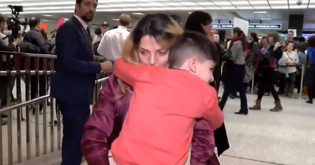 Handcuffing Little Kids May Not Be >> 5 Year Old Boy Handcuffed At Washington Dc S Dulles Airport As