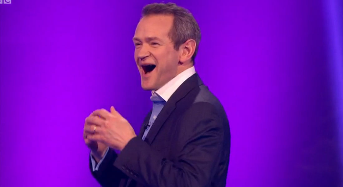 Alexander Armstrong was a Pointless answer on the latest edition of Pointless
