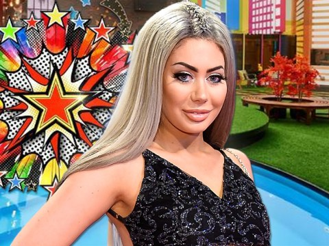 Is Chloe Ferry making her h'way into the Celebrity Big Brother house tonight?