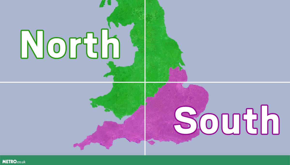 northerner dating a southerner