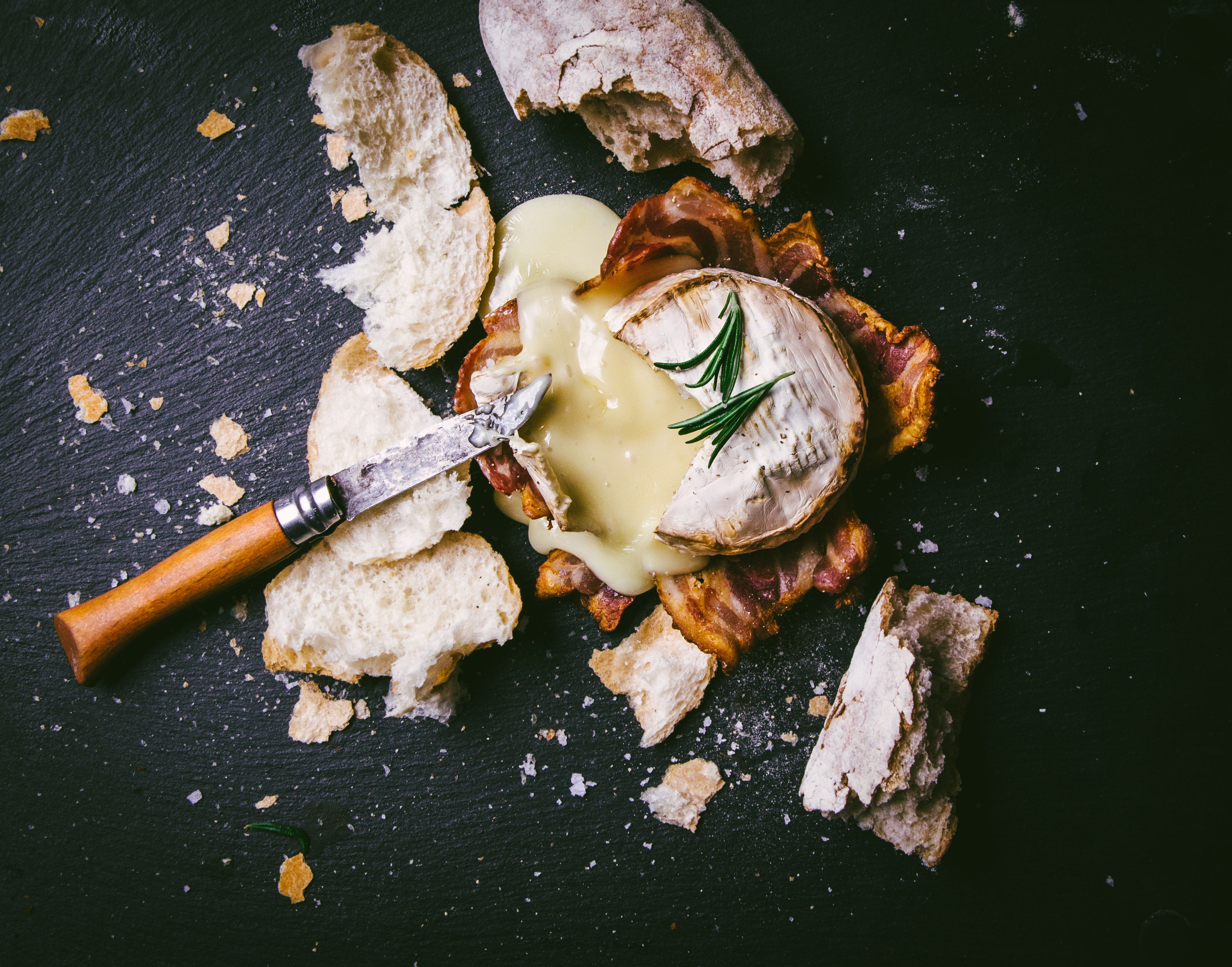 National Cheese Lovers Day recipe – here's how to make bacon baked Camembert