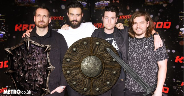 (Pic- getty/ metro) Bastille rumoured for 'Game of Thrones' cameo