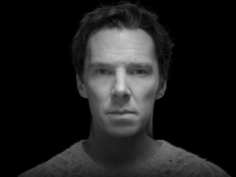 WATCH: Benedict Cumberbatch helped out Elbow with a cameo in their new music video Gentle Storm