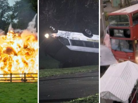 After EastEnders' disaster crash, 5 times buses were carriages of doom in soap