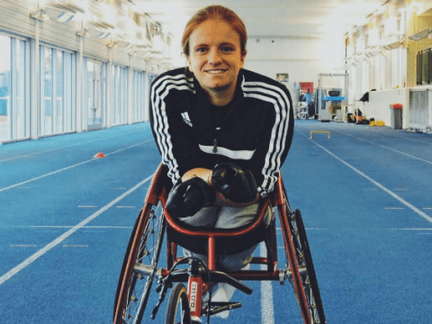 This Para-athlete is challenging JD Sports over their lack of accessible facilities