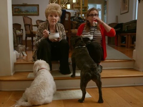 'She's my best friend': Watch Carrie Fisher and Debbie Reynolds in the trailer for their HBO documentary
