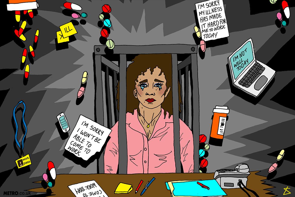 mental health work