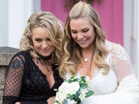 WATCH: EastEnders release alternative ending for Ronnie and Roxy where Ronnie survives!