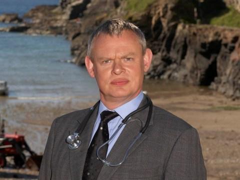 Martin Clunes confirms ITV drama Doc Martin will end in 2018