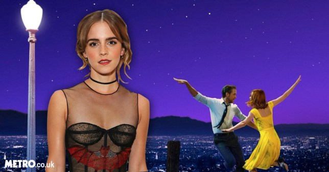 A 'demanding' Emma Watson was reportedly dropped from La La Land by producers (Picture: Getty/ La La Land)