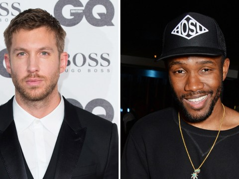LISTEN: Have Calvin Harris and Frank Ocean teased fans with a collaboration?