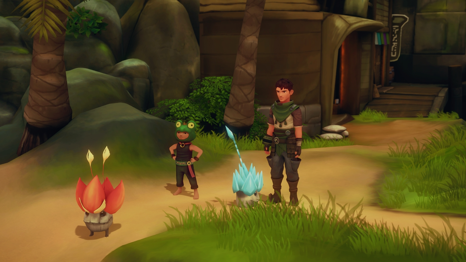 Earthlock: Festival Of Magic (PS4) - role-playing like it's 1997