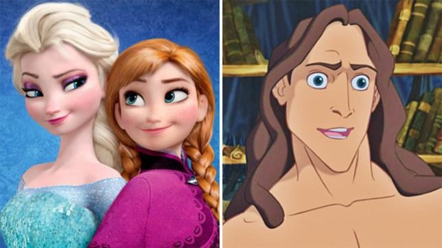 Happy families (Picture: Disney)