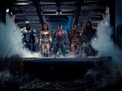 New picture from Zack Snyder's Justice League assembles Batman, Wonder Woman and more