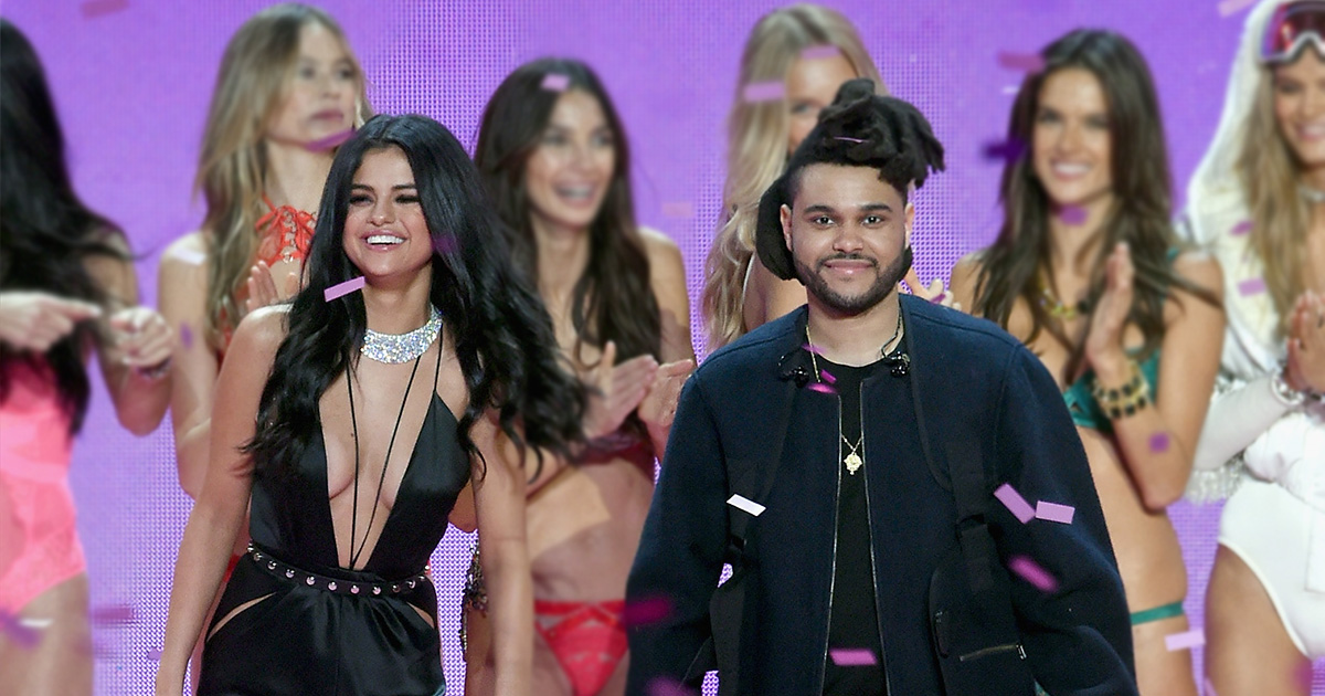 Selena Gomez posted a video of new beau The Weeknd…and deleted it shortly after