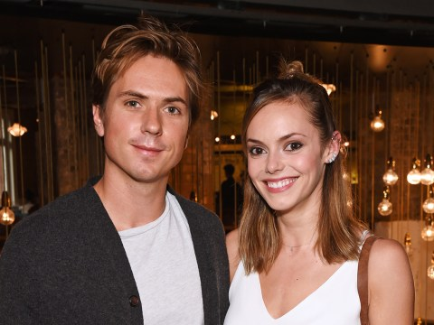 Simon and Tara from The Inbetweeners, aka Joe Thomas and Hannah Tointon, are apparently engaged