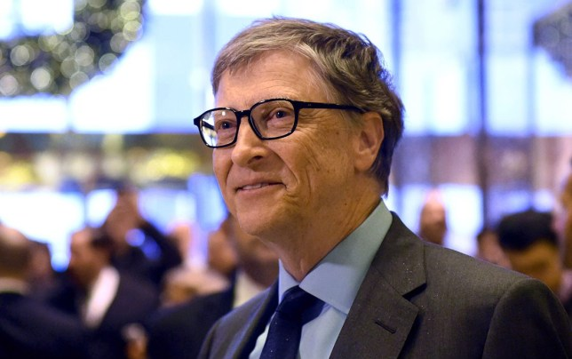 Microsoft founder Bill Gates is the richest person in the world (Picture: Getty Images)