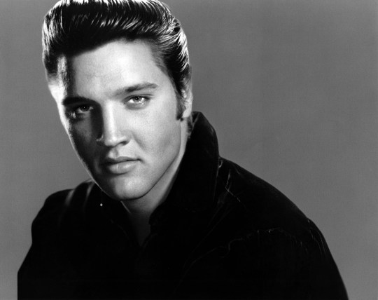 (Picture: Getty) UNSPECIFIED - JANUARY 01: Photo of Elvis PRESLEY; Posed studio portrait of Elvis Presley (Photo by RB/Redferns)