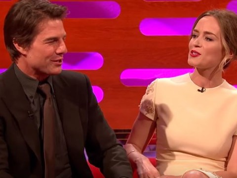 From Emily Blunt to Liam Neeson: Graham Norton shares hilarious highlights of celebrities impersonating each other