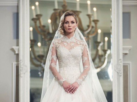The top 17 wedding dress trends for 2017