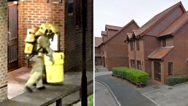 Student found dead in halls following 'chemical incident' at Bournemouth University
