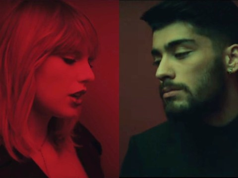 WATCH: Taylor Swift and Zayn Malik's music video for I Don't Wanna Live Forever is predictably raunchy