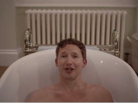 James Blunt announces new album The Afterlove from his bath in hilarious video