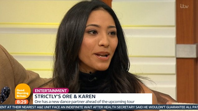 Karen Clifton still doesn't know why Will Young quit Strictly Come Dancing