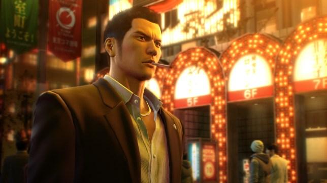 Yakuza 0 (PS4) - the sleazy side of Tokyo