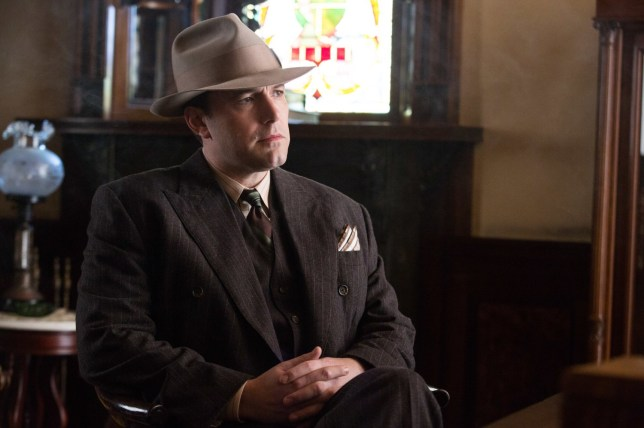 Ben Affleck in Live By Night (Picture: Warner Bros)