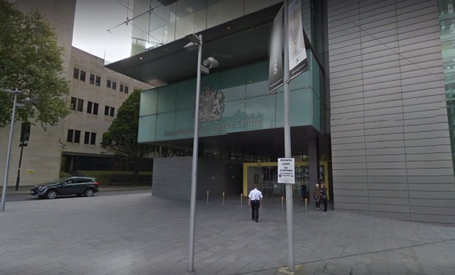 The case was heard at Manchester High Court (Picture: Google SV)