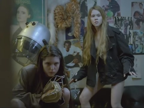 There is a film about man-eating mermaids who join a new wave band (and it's a musical)