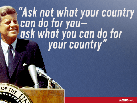 History's most inspiring US Presidential inauguration quotes