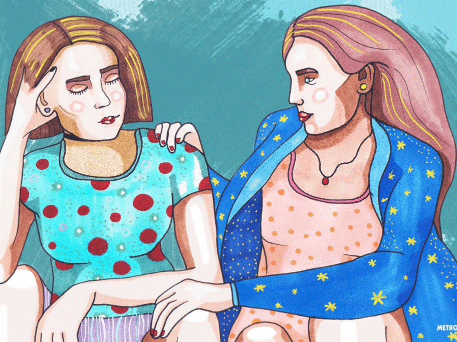 How to help a friend who's withdrawing from social contact