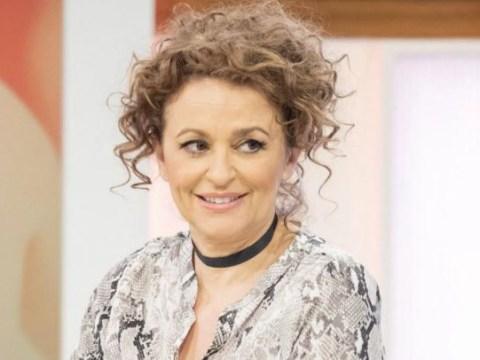 Loose Women's Nadia Sawalha has been wearing the same top all the time because of Judge Rinder