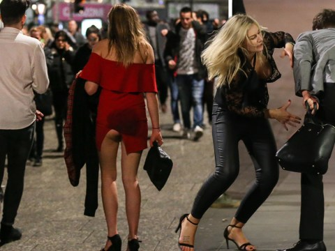 Britain stays classy as it sees in New Year 2017
