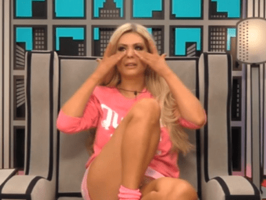 Nicola McLean breaks down in the Diary Room over row with Spencer Pratt in Celebrity Big Brother