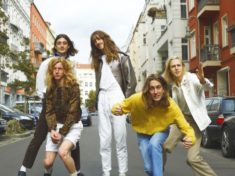 Artist of the day 31/1: Parcels