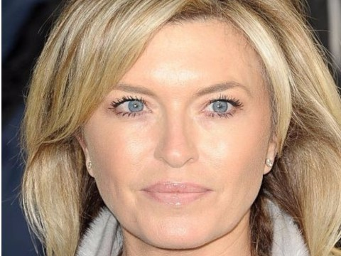 Tina Hobley still needs a crutch to walk a whole year after her terrifying accidents on The Jump
